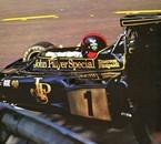 Emerson Fittipaldi JPS - Lotus72D - Season 1973