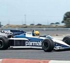 Senna Test Brabham