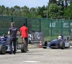 Stage pilote en formule Renault