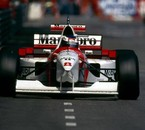 Hakkinen 1995 Mclaren Monaco