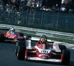 Ferrari and Alfa Romeo, 1979.