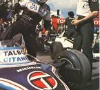 Ligier JS27, 1982.