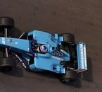 Jenson Button Benetton - Renault 2001