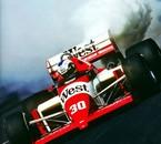1985 Jonathan Charles Palmer (GBR) (West Zakspeed Racing), Z