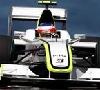 Rubens Barrichello - Brawn-Mercedes BGP 001