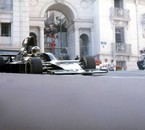 Shadow-Ford DN1 at the 1973 Monaco GP