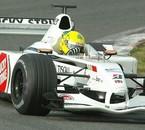 Ralph Firman - BAR 2002