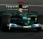Jaguar 2003 Mark Webber Allemagne