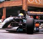 De Hoje Roberto Pupo Moreno Durante o GP De Mônaco De 1992.