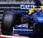 Nakano 1997 Prost Monaco