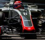 Grosjean 2016 Haas Monaco