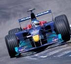 Jean Alesi 1999 Sauber