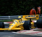 Ayrton Senna – Lotus 98T – 1986