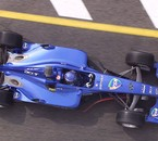 Alesi Prost 2001