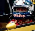 Tambay 1983 Renault Monaco