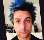 Blue hair! ❤️