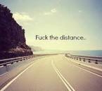 La distance tue :'( ❤ Distance de merde :'( ❤