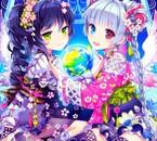 Takara et Cynder