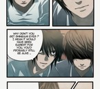 Pauvre Light XDD (Death Note)