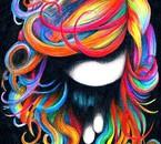 Cheveux Colorés *Q*