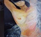 ma  peinture crée par  moi  même   !!!