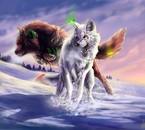 -Legolas et Lun-Argent