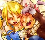 cat lucy x natsu
