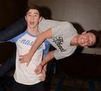 Nash et Cam ♥ mes loulous