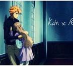 Kaïn + Louka = Amour ? peut-être