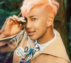 Photoshoot colors Rap Monster