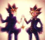 Yugi et Atem