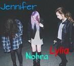 Nohra  & Jennifer & Lylia