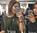 Jennifer & Yuu