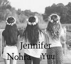 Jennifer & Yuu &Nohra