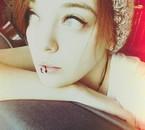 J'aime mon piercing. x: ♥