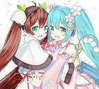 Chloé et Lilianna
