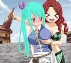 Lilianna et Hatsuna