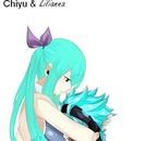 Lilianna et Chiyu