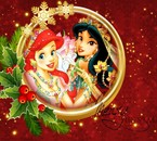 Ariel et Jasmine