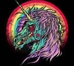 Unicorn zombie