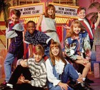 Mickey Mouse Club. Avec : Spears, Timberlake & Gosling