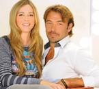 nicolas et Hélène ds les mystères de l'amour il son tp chou