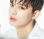 Jinwoo Up10tion #Kaly