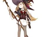 Cute sorcière !!! *w*