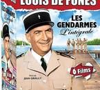 Les Gendarmes : L'Intégrale : Avec Louis de Funès