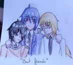 Raito, Utako et Teru