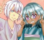 Sora and Pian !