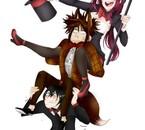 Chiguru & Loki & Pandore // Avec Panpan et Warra !