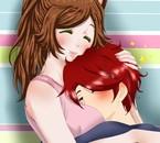 Luke & Miharu // Avec Warra d'amour