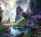 Ce paysage est magnifique *.*